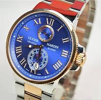 Мужские механические часы Ulysse Nardin Maxi Marine U5410, фото 1
