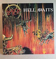 CD диск Slayer - Hell Awaits