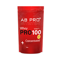Протеин 1000 г  PRO 100 Whey Concentrated AB PRO ™ , фото 1