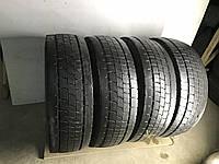 Шины бу m+s 245/70R17.5 Continental LDR1 4шт 8-9