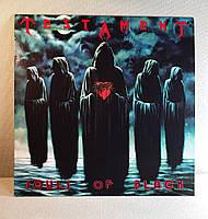CD диск Testament - Souls of Black