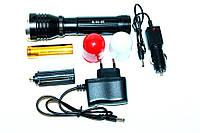 Фонарь тактический фонарик Police BL-901 с магнитом