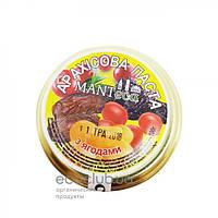 Паста арахисовая с ягодами (стекло)  Manteca 100г