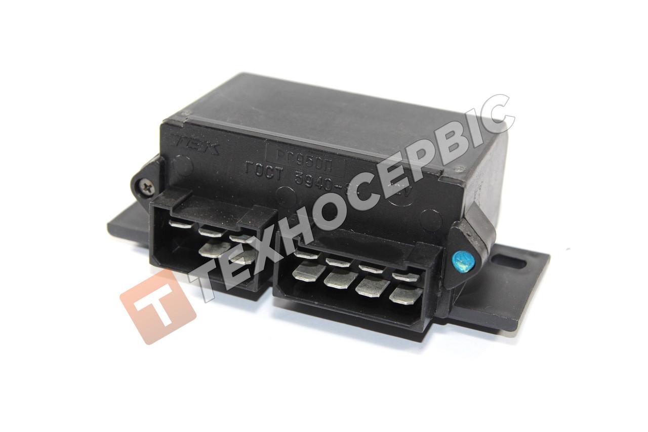 Реле поворотів і аварійної сигналізації РС 950П Україна (РС950П-3726010)