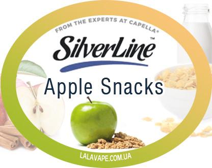 Ароматизатор SilverLine Apple Snacks (Яблочные чипсы)