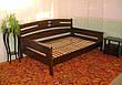 """Кровать односпальная """"Луи Дюпон"""". Массив - сосна, ольха, береза, дуб., фото 4"""
