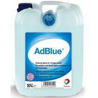 Жидкость TOTAL AdBlue для систем SCR, 10 литров, фото 1