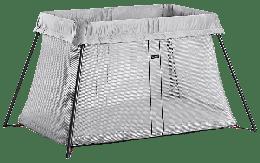 Складной манеж-кровать Babybjorn для путешествий Travel Crib Light серебристый
