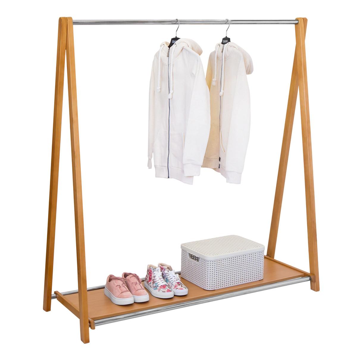 вешалка напольная деревянная для одежды модус 2п 146x150x485 продажа цена в киеве вешалки для одежды от фенстер Wood