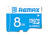 Карта памяти Remax MicroSD 8GB Class 6