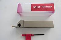 Резец отрезной канавочный 25х25х150 DKT-K-4C MBC