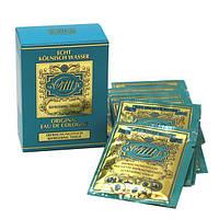 Освежающие влажные салфетки 4711 Original Eau de Cologne Refreshing Tissue 10 шт