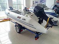 Лодка моторная Elling RIB 500 (б/у)