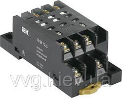 Разъем РРМ77/4(PTF14A) для РЭК77/4(LY4) модульный IEK