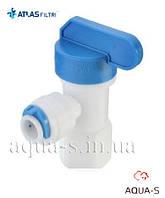 "Клапан для подключения накопительного бака Atlas Filtri для систем водоочистки DN 1/4"" (RE7402003)"