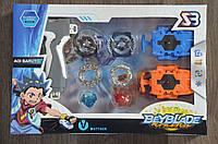 Набор Бейблейд (Beyblade Storm Gyro S3) Думсайзор, Хорусуд.
