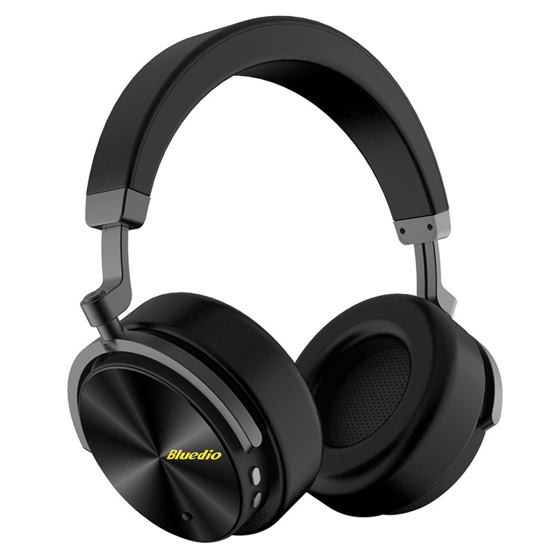 Bluetooth наушники Bluedio T5 с активным шумоподавлением (AJ_BL_t5_b)