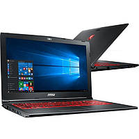 Ноутбук MSI GV62 Black (GV627RC-019XPL/085XPL)