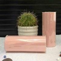 Лента фатиновая премиум 15 см нежно-розовая