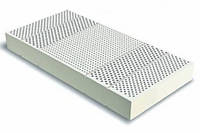 Латекс для матраса натуральный блок высота 16 см размер 90х200 (5 зон жесткости)