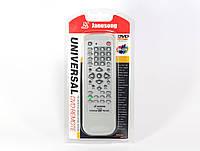 Універсальний пульт для DVD плеєра Janesong E230 до 5 м, пластик, сірий, від батарейок, пульт управління для DVD E230