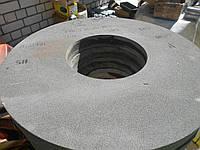 Круг шлифовальный 14А (электрокорунд серый) ПП на керамической связке 600х200х305 25 С2, 40 СТ1-3