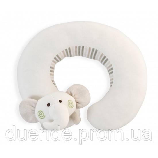 Мягкая подушка-подголовник Miniland Baby для коляски/автокресла beMyBuddy traveling / Min 89161