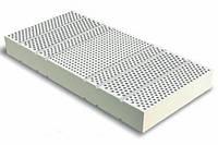 Латекс для матраса натуральный блок высота 18 см размер 90х200 (7 зон жесткости)