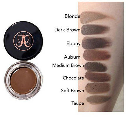 ANASTASIA BEVERLY HILLS Dipbrow Pomade Dark Brown, фото 2