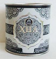 Натуральная хна для бровей и биотату (черная) 15 гр. Viva Henna