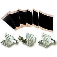 Малый монтажный набор для инфракрасного теплого пола (3 клипсы, 6 изоляций)