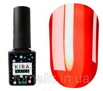 Гель-лак Kira Nails Vitrage №V01, 6 мл