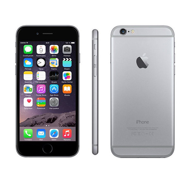 Apple iPhone 6 64 Gb Space Gray (Б/У)
