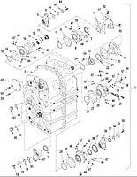 87409376, 47461051 - Сітчастий фільтр рідини КПП  - CASE, New Holland, CNH - трактор, комбайн - всі запчастини - все запчасти