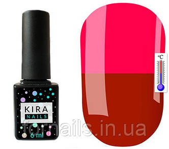Термо гель-лак Kira Nails №T03, 6 мл