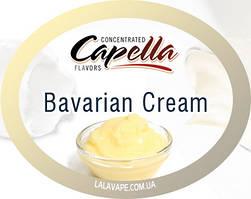 Ароматизатор Capella Bavarian Cream (Баварський крем)