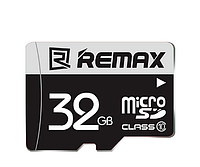 Карта памяти Remax MicroSD 32GB Class 10