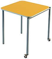 Квадратный мобильный стол, фото 1