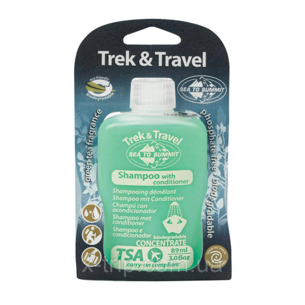 Шампунь Sea To Summit Trek and Travel Conditioning Shampoo
