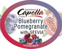 Ароматизатор Capella Blueberry Pomegranate with Stevia (Черничный гранат со Стевией)