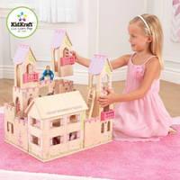 Кукольный домик KidKraft Замок принцессы 65259