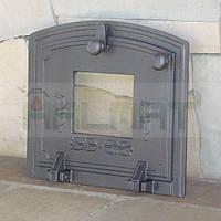 Дверки чугунные DPZS, фото 1