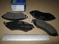Колодки тормозные CHEVROLET LACETTI передние (SANGSIN). SP1159