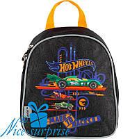 Детский рюкзак для мальчика Kite Hot Wheels HW18-538XXS (2-5 лет), фото 1