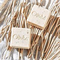"Натуральное оливковое мыло Olivos ""Тимьян"" Square Thyme  100 гр"