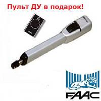 FAAC 415 L створка до 4 м - комплект автоматики для распашных ворот