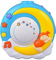 Ночник проектор детский 8665