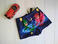 Пляжные плавки-шорты на мальчика Герои в масках