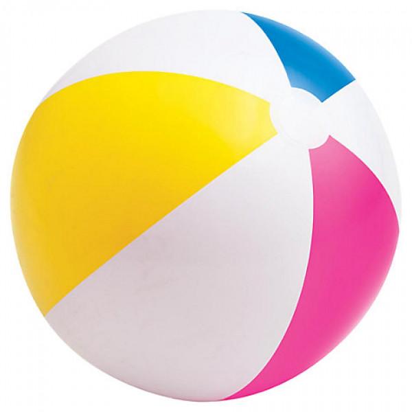 Мяч надувной пляжный Intex 61см (59030)