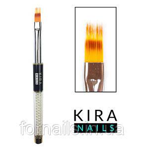 Кисть Kira Nails  Ombre 6 (Nylon)